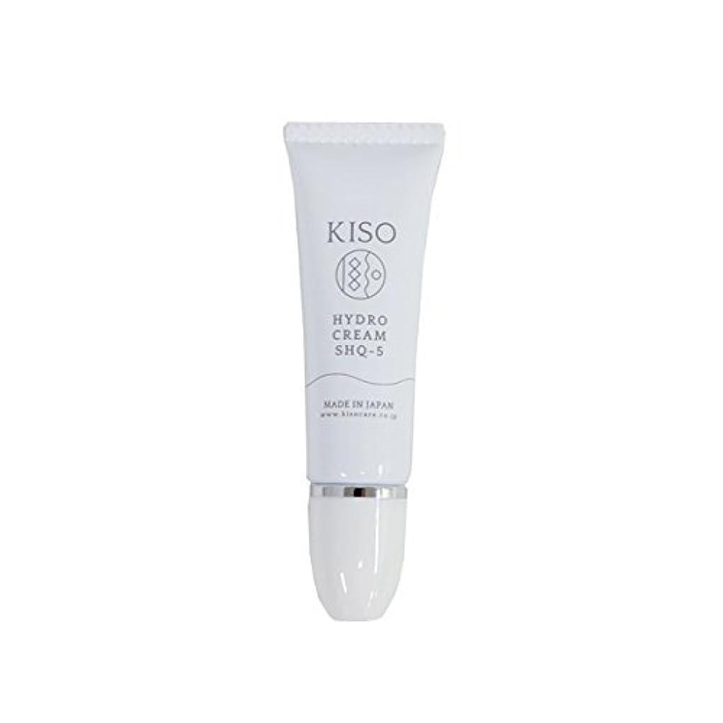 補体感覚間欠KISO 安定型 ハイドロキノン 5%配合【ハイドロ クリーム SHQ-5 10g】スキンケアで肌を整えた後にちょこっとケア 日本製