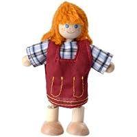 Plan Toys Caucasianガール人形