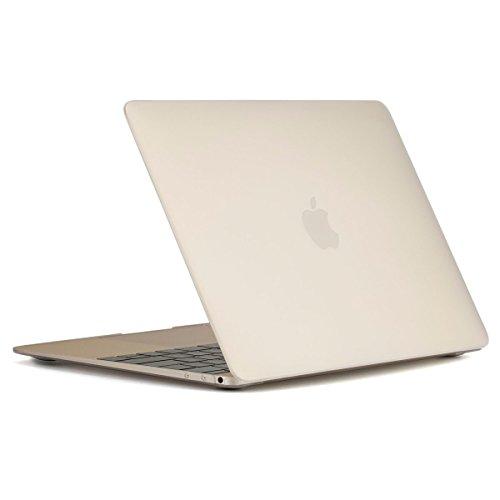 【日本正規代理店品】TUNEWEAR eggshell for MacBook 12インチ (Early 2015) マットクリア TUN-BG-000028