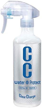 プロスタッフ 洗車用品 ガラス系コーティング剤 CCウォータープロテクト 300ml マイクロファイバークロス付き S152