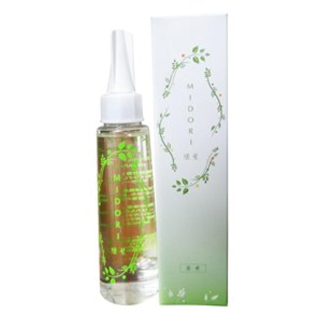 時ジャングルメディカル薬用育毛剤 MIDORI (みどり)