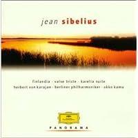 シベリウス:交響曲第2、5番 / フィンランディア / ヴァイオリン協奏曲 / カレリア