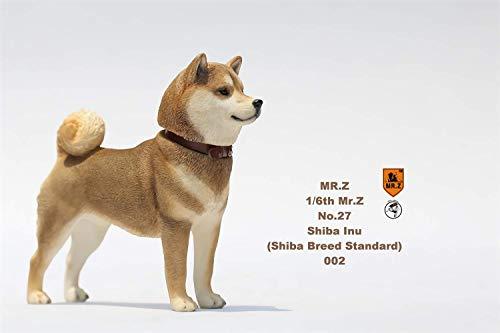 MR.Z 柴犬 (002/チョコレートブラウン)