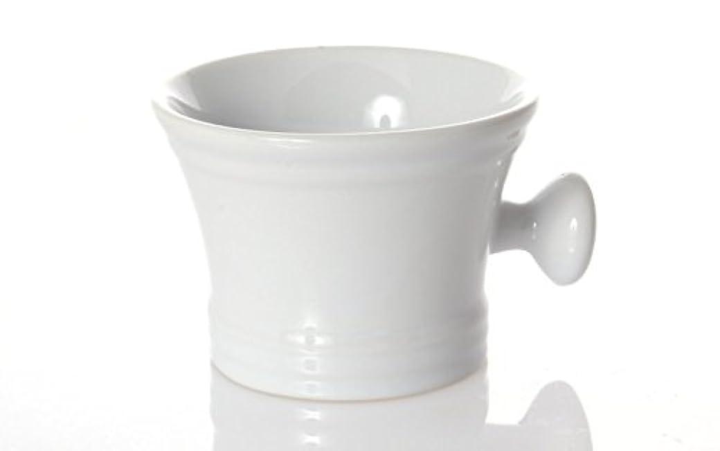 楕円形酔った冒険家Erbe soap dish, ceramics, white