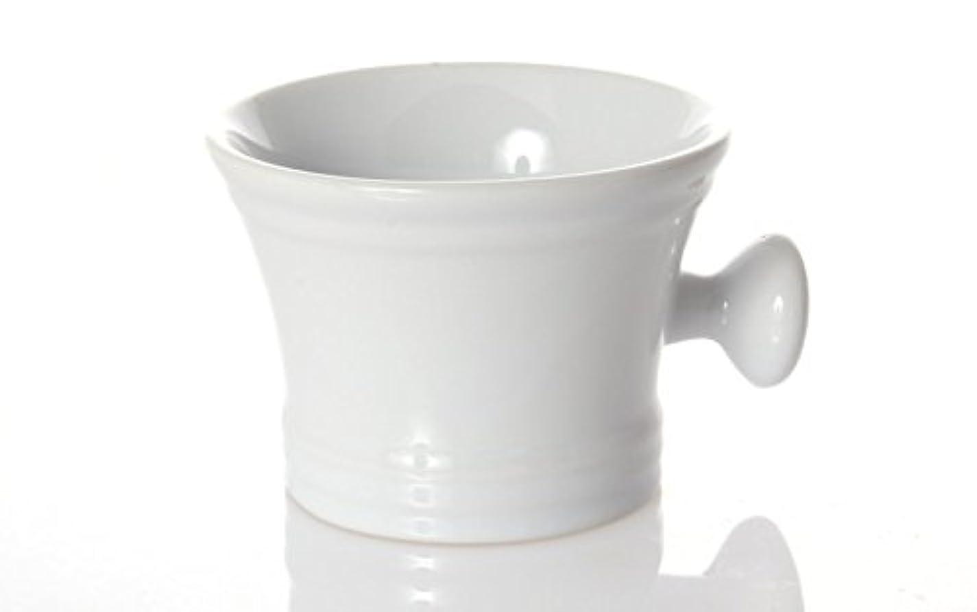 通り抜ける虐殺大きさErbe soap dish, ceramics, white