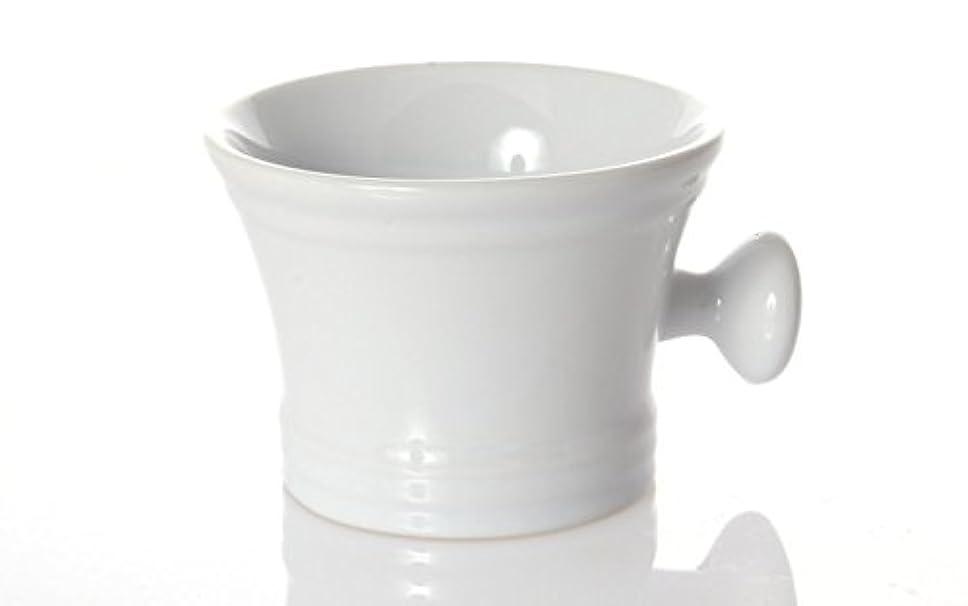 破壊的期限切れ自慢Erbe soap dish, ceramics, white