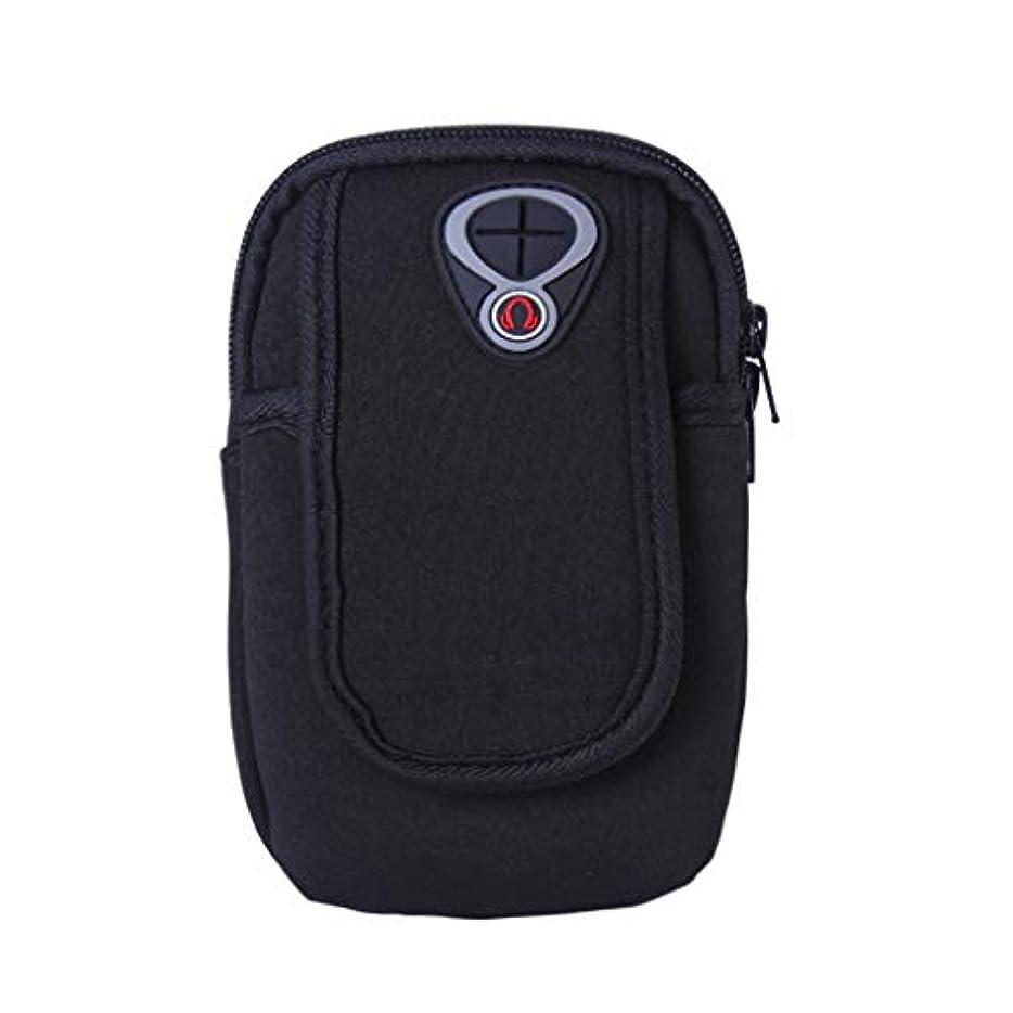 救急車成人期祈りスマートフォンホルダー 携帯ケース YOKINO 通気性抜群 小物収納 防水防汗 軽量 縫い目なし 調節可能 男女共用