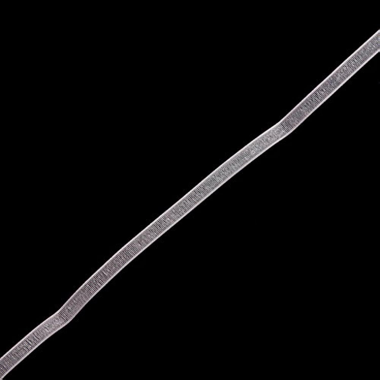 【ノーブランド品】 縫い針 リボン セット DIY 工芸品 パーティー 装飾 手作り ツール 全2色 - ピンク