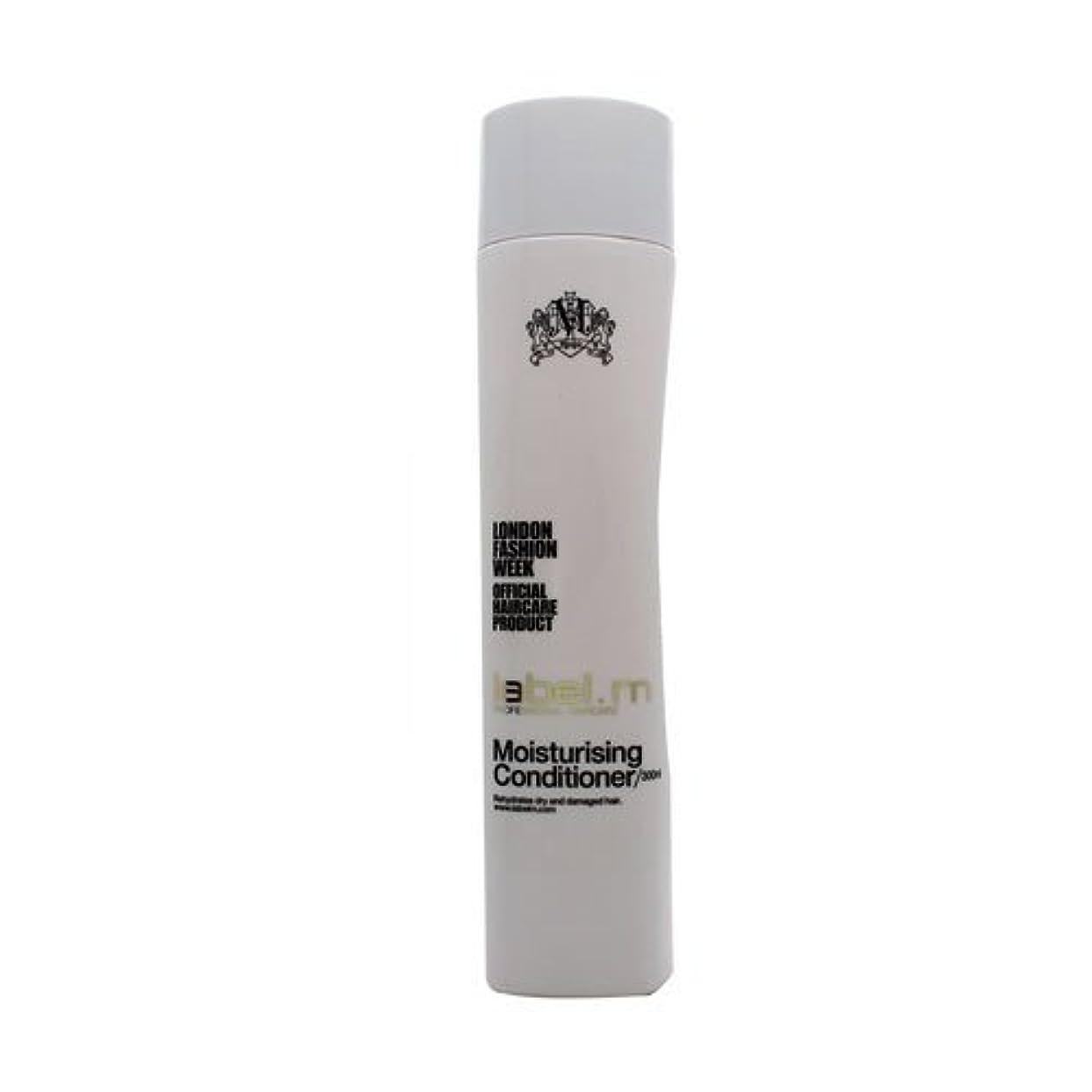 つぼみチーフスケートトニー&ガイ レーベルエム保湿コンディショナー 300ml (並行輸入品)