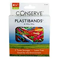 Baumgartens BAUSF7000 PlastiBands- Assorted Sizes- Assorted