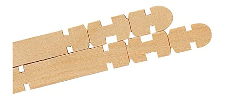 驚ドアミラースポンジSmart Sticks Natural 1000 Pcs
