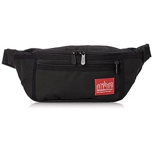 [マンハッタンポーテージ] Manhattan Portage 公式 ALLEYCAT WAIST BAG MP1101 BLK (ブラック)