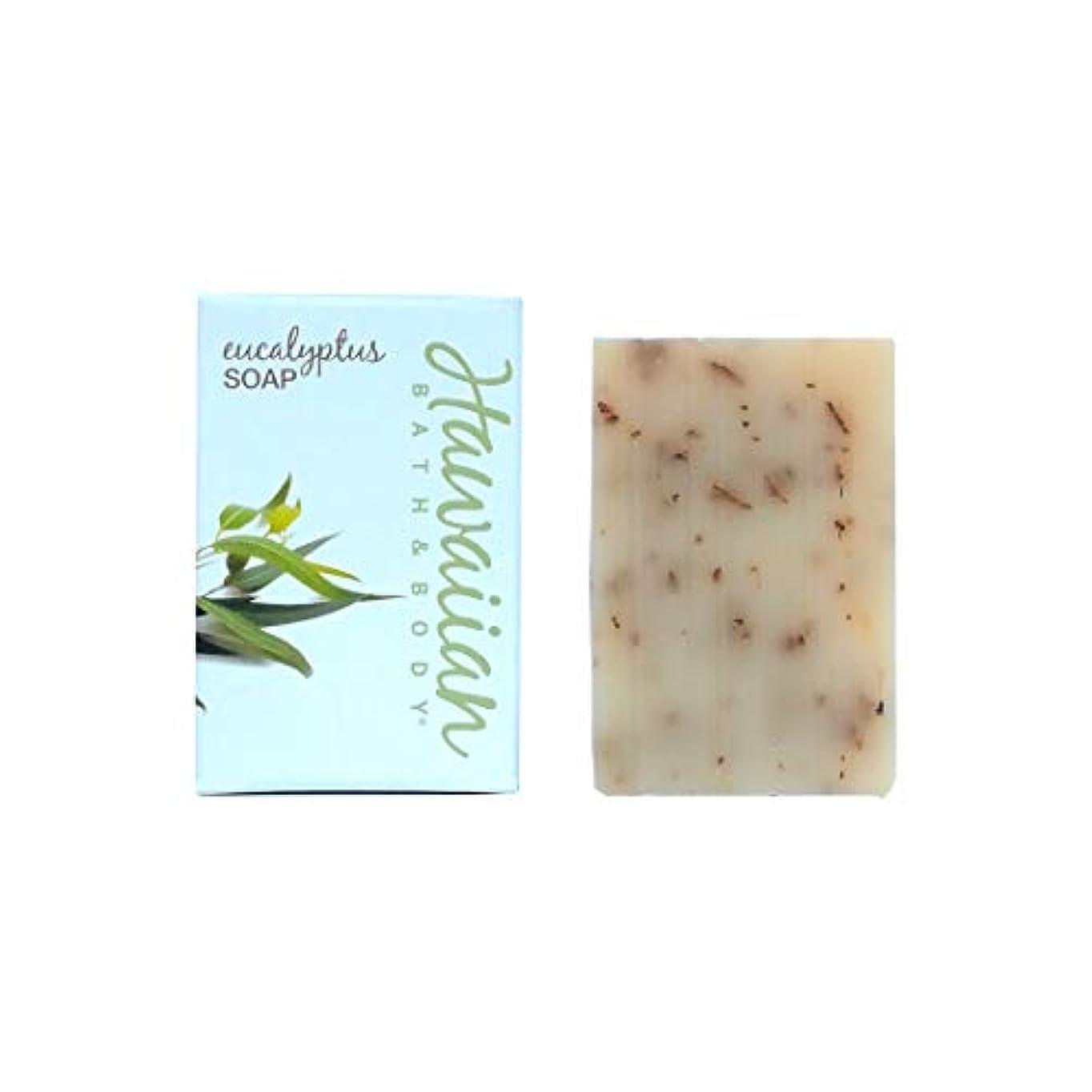 類推名声実行ハワイアンバス&ボディ ユーカリソープ (Eucalyptus Soap)