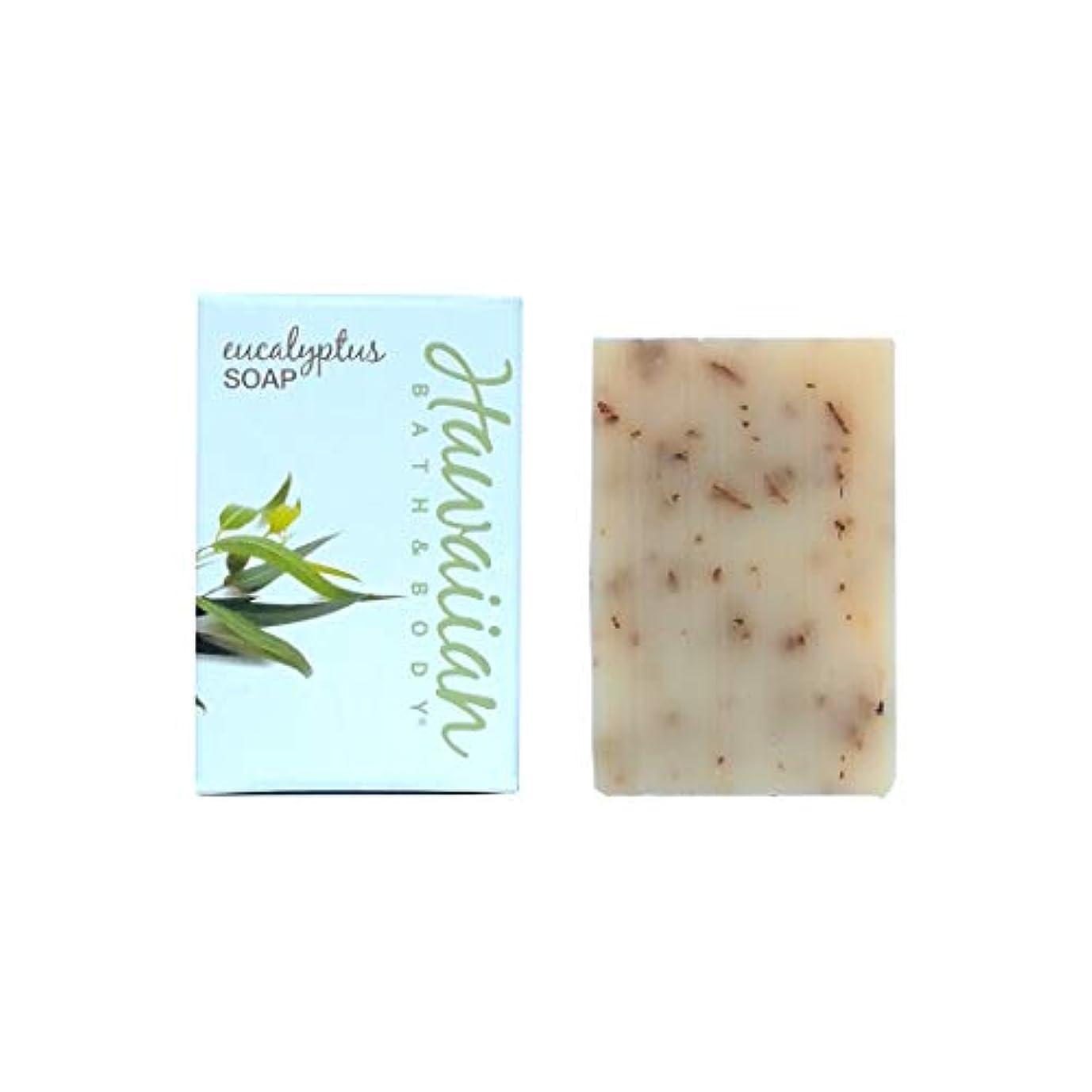 目立つ支出無しハワイアンバス&ボディ ユーカリソープ (Eucalyptus Soap)