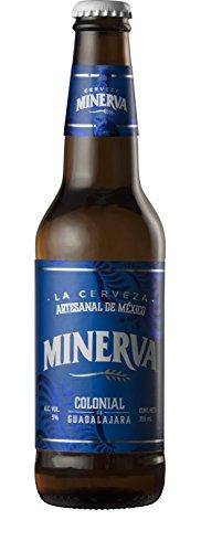 メキシコ産No.1クラフトビール MINERVA COLONIAL 1ケース24本