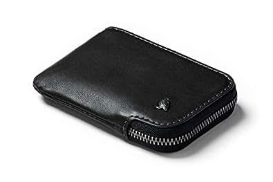 Bellroy Leather Card Pocket Wallet(カード15枚までと紙幣) Black