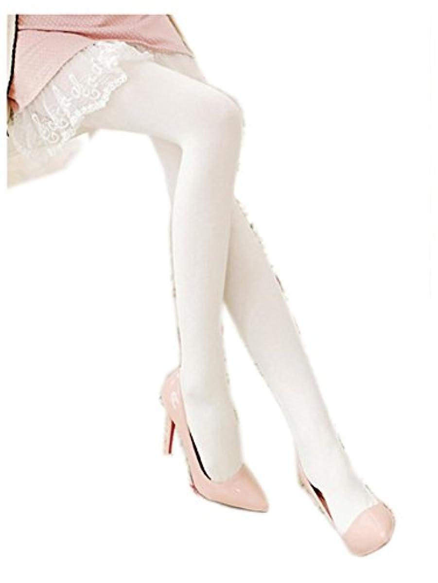 喪マイクロプロセッサ顕現【ぴゅありぼん】大きいサイズ XL パンティ ストッキング 白タイツ ロリータ ファッション TOKYO GOODS MARKET