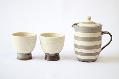 小石原焼 鶴見窯 ティーセット|ポット|カップ|コーヒー|ス...