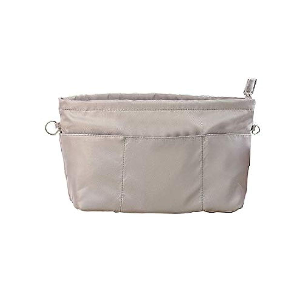 ぬれたそこから流行しているSurui バッグインバッグ インナーバッグ 収納ホルダー バッグ イン バッグ レディース 収納ポーチ 多機能 ホルダー 化粧ポーチ ハンドバッグ 女性 おしゃれ 収納 化粧品バッグ 化粧ホルダー 大容量 XS