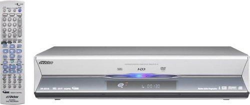 JVCケンウッド ビクター 快録LUPIN VHS&HDD&DVDビデオレコーダーHDD250GB DR-MX10