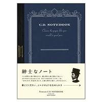 (業務用セット) アピカ プレミアムCDノート(糸かがり綴じノート) A6判 A.Silky 865 Premium CDS70Y ブルー 1冊入 【×3セット】