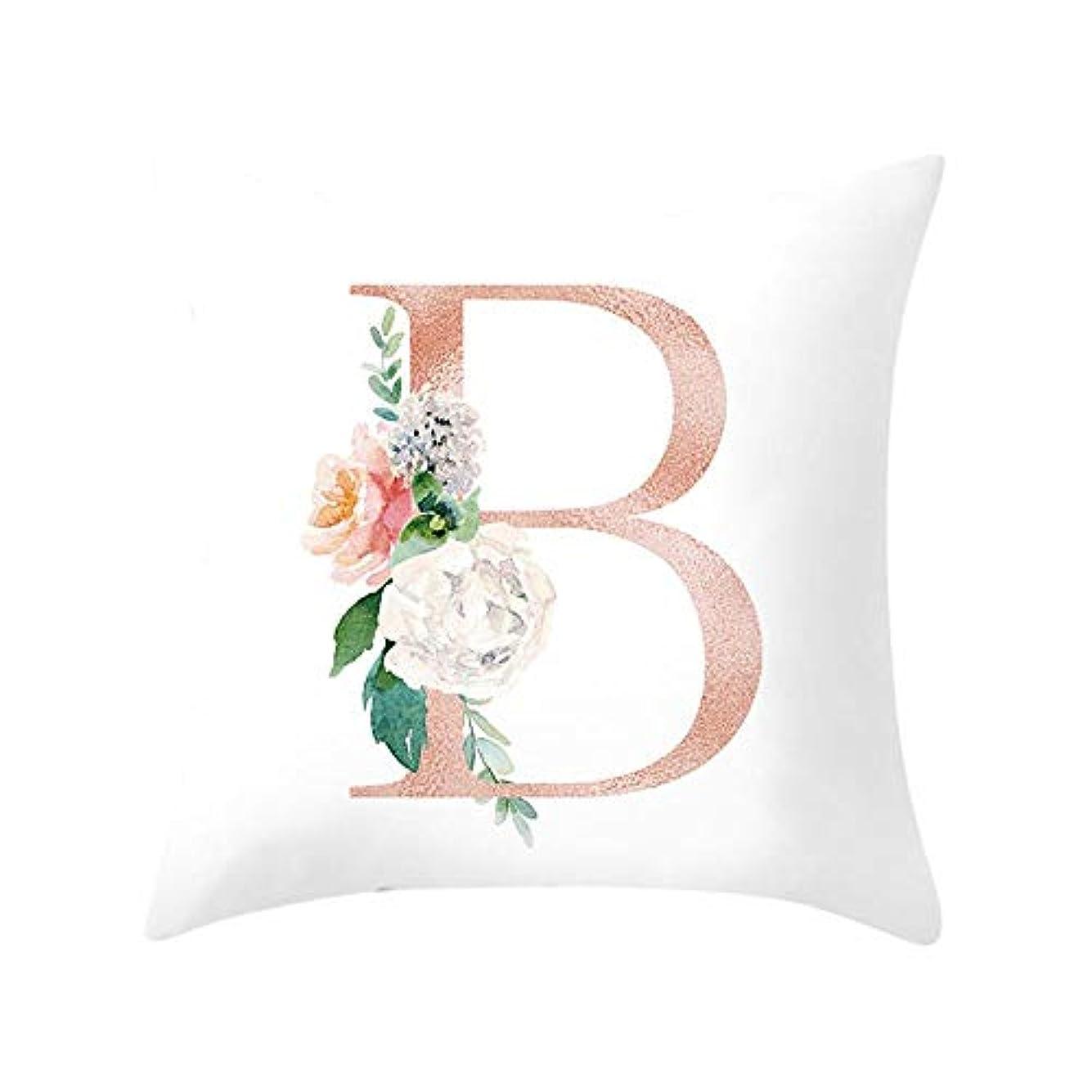 どうやらしなければならない目的LIFE 装飾クッションソファ手紙枕アルファベットクッション印刷ソファ家の装飾の花枕 coussin decoratif クッション 椅子