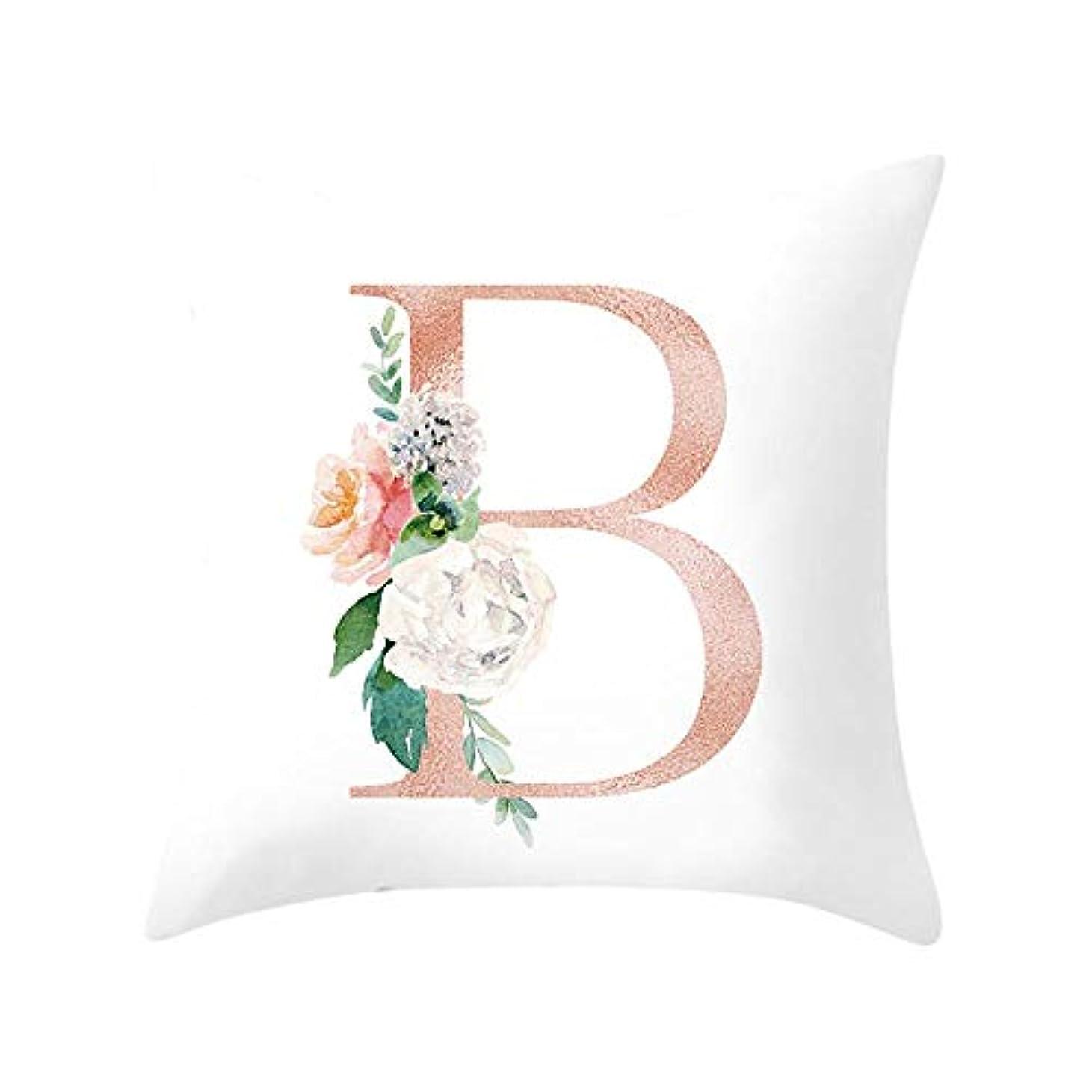 バングラデシュ近傍おとうさんLIFE 装飾クッションソファ手紙枕アルファベットクッション印刷ソファ家の装飾の花枕 coussin decoratif クッション 椅子