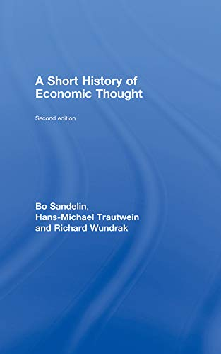 A Short History of Economic Thought (English Edition)