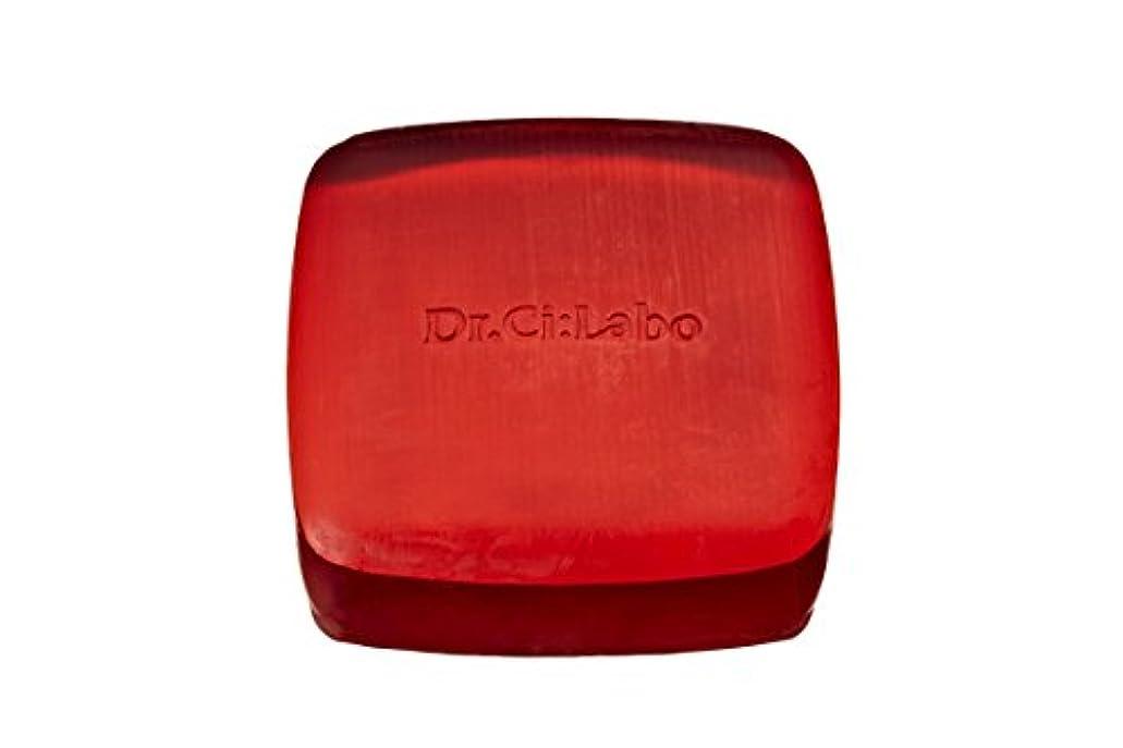 ずっと中央ホストドクターシーラボ クレンジングソープEX 角質オフ石鹸 100g 洗顔せっけん メイク落とし