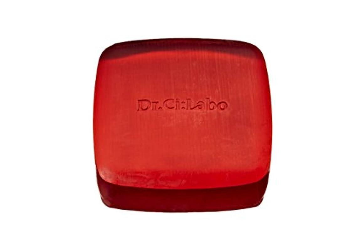 拡大するスプレー宿泊ドクターシーラボ クレンジングソープEX 角質オフ石鹸 100g 洗顔せっけん メイク落とし