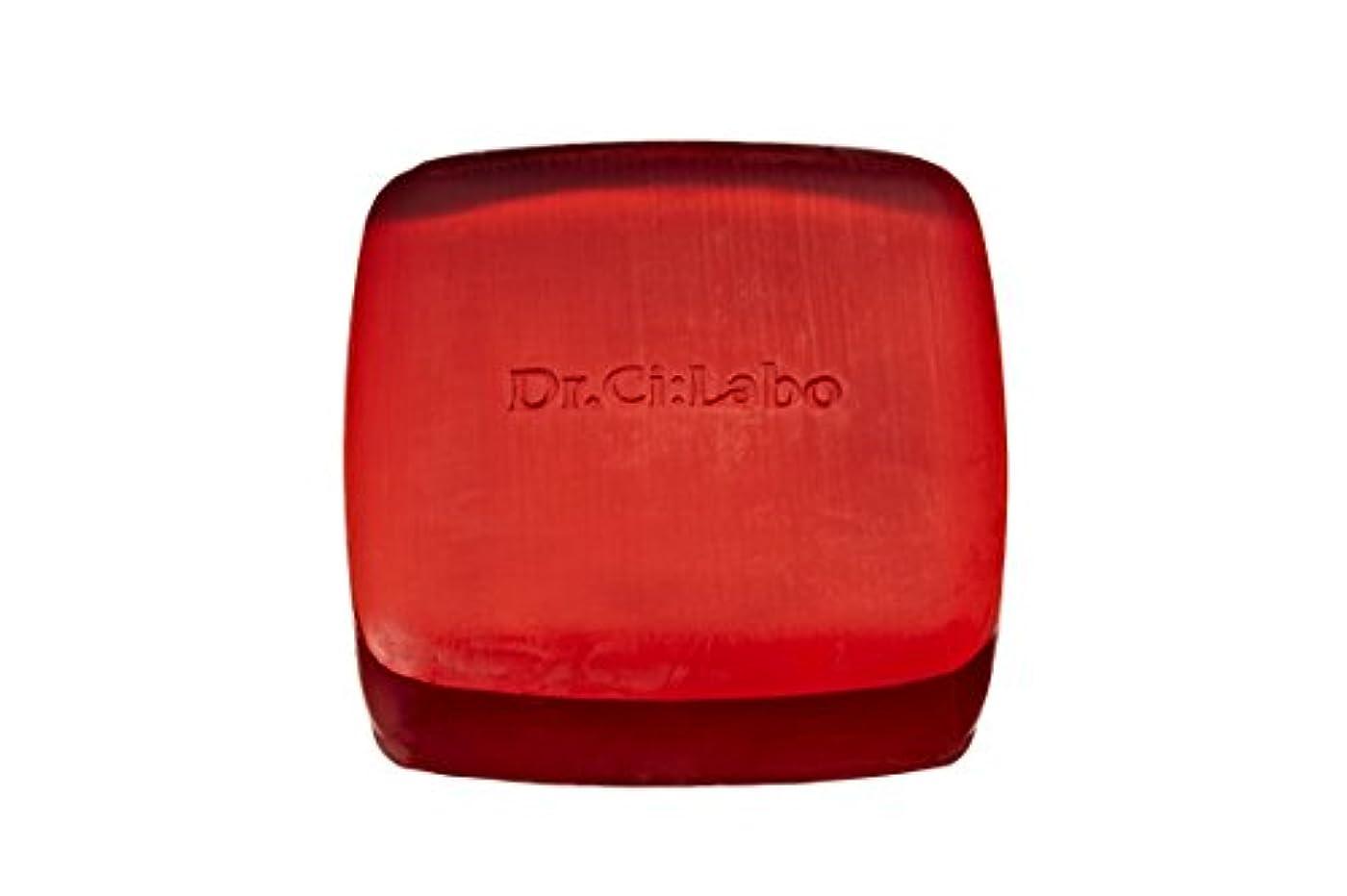 アシスト編集する疎外するドクターシーラボ クレンジングソープEX 角質オフ石鹸 100g 洗顔せっけん メイク落とし