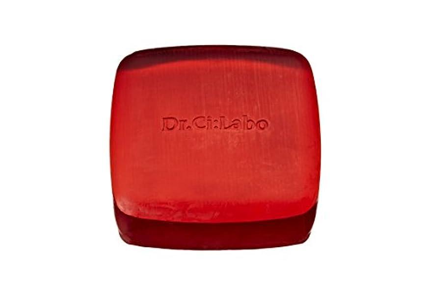 ペインティング日付リアルドクターシーラボ クレンジングソープEX 角質オフ石鹸 100g 洗顔せっけん メイク落とし