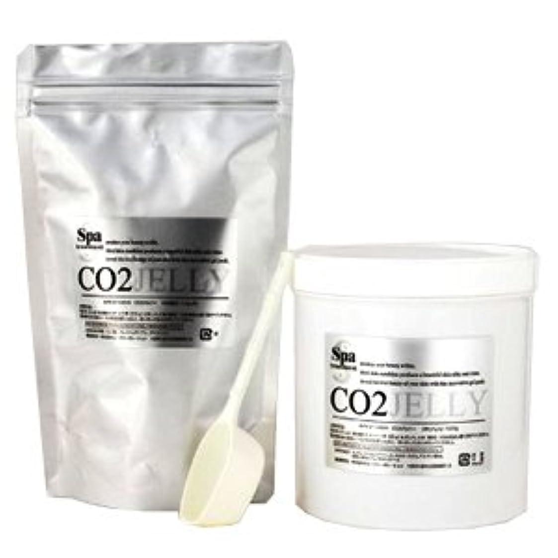 失礼不適失速スパトリートメント CO2ジェリーN 40回分 業務用 炭酸パック