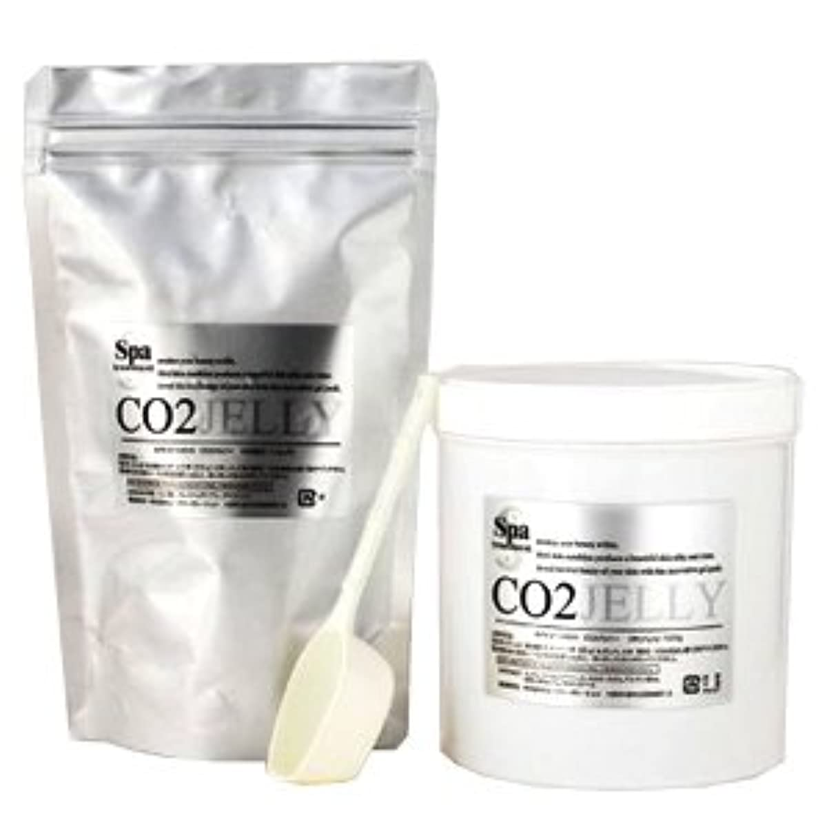 子供っぽい侵入する古くなったスパトリートメント CO2ジェリーN 40回分 業務用 炭酸パック