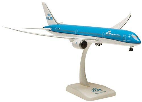 ホーガン 1/200 B787-9 KLM オランダ航空 NEW LIVERY 完成品