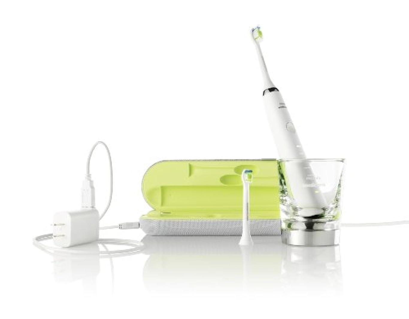 持っている性別アシュリータファーマンフィリップス 電動歯ブラシ ソニッケアー ダイヤモンドクリーン HX9333/04