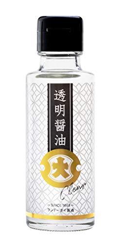 フンドーダイ 透明醤油 100ml ×2本