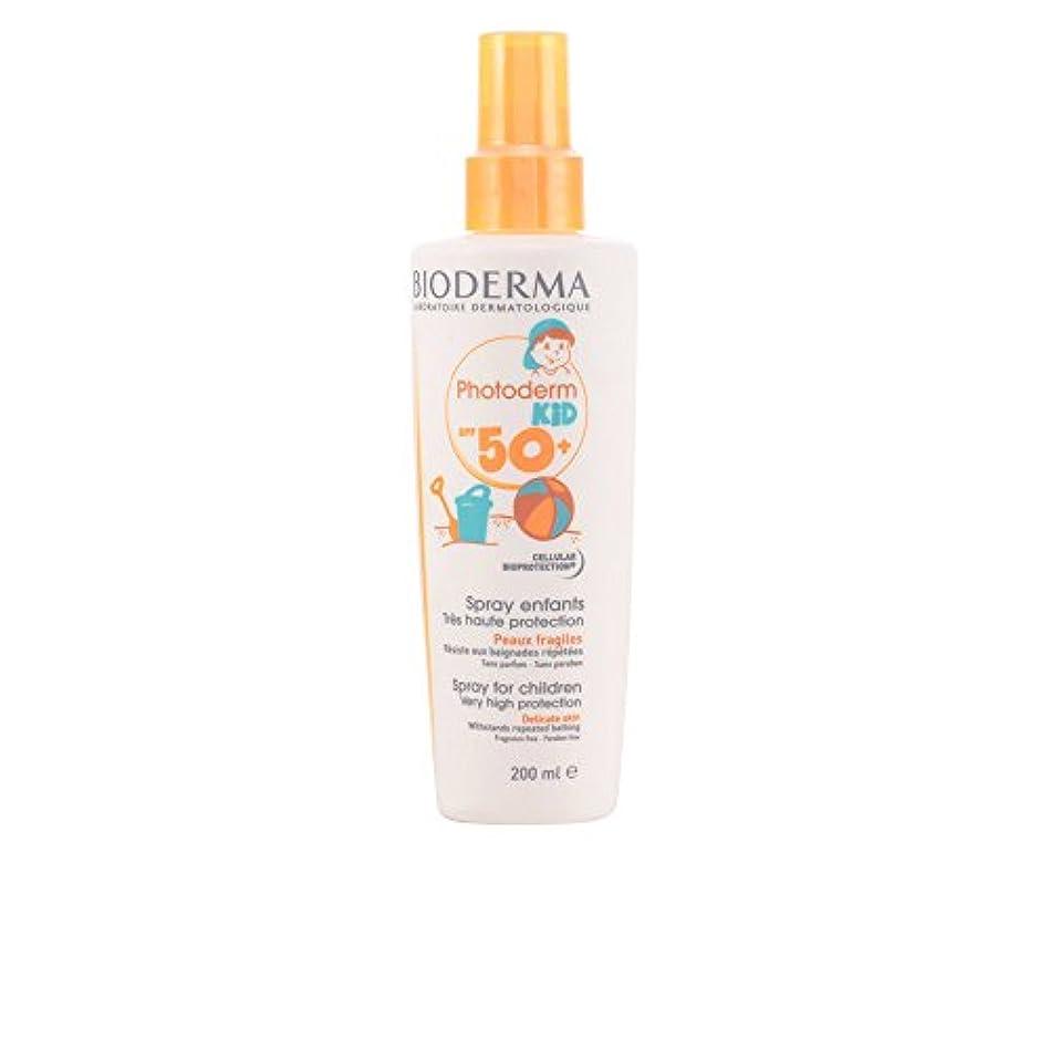 統治可能滑りやすい章Bioderma Photoderm Kid Spf 50+ Spray 200ml