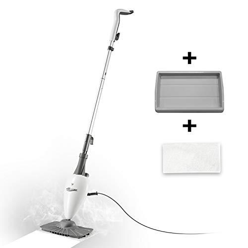 RoomClip商品情報 - Light'n'Easyスチームクリーナー 高温スチームモップ スチーム ペット・ 子供除菌 掃除機 軽量・コンパクト設計-S3101 【日本正規代理店品・保証付き】
