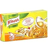 knorr shrimp Broth Cubes 60g クノール シュリンプ キューブ