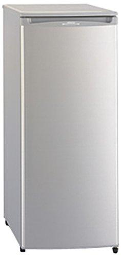 日立 113L 冷凍庫(フリーザー)メタリックシルバーHITACHI RF-U11ZF-S