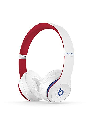 Beats Solo3 Wireless ヘッドフォン – Beats Club Collection - クラブホワイト