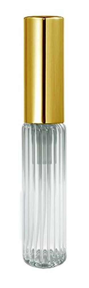 訴えるペフチェリー60501 グラスアトマイザー ストライプ ゴールドキャップ