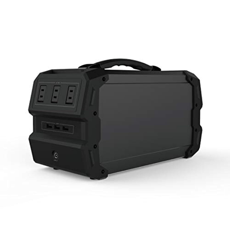 それにもかかわらず限られた装置LACITA ポータブル電源 (444Wh/120000mAh/400W) 日本人 カスタマーサポート 保証付 車中泊 キャンプ アウトドア 大容量 コンパクト 停電対策 防災グッズ エナーボックス