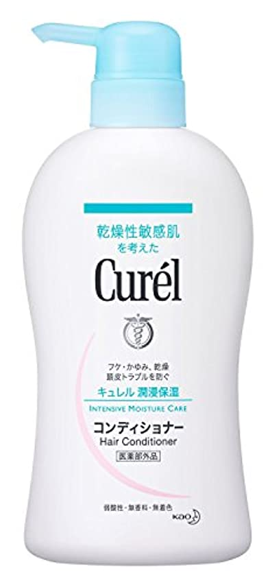 鯨悔い改める熟達した花王 Curel(キュレル) コンディショナ- ポンプ 420ml×2 1576 P