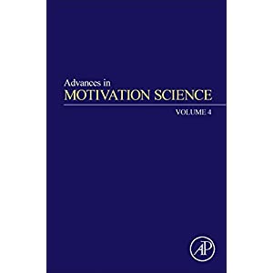 Advances in Motivation Science, Volume 4