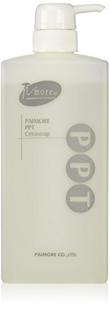 ささやき階層レザーパイモア PPT セラソープ 500ml