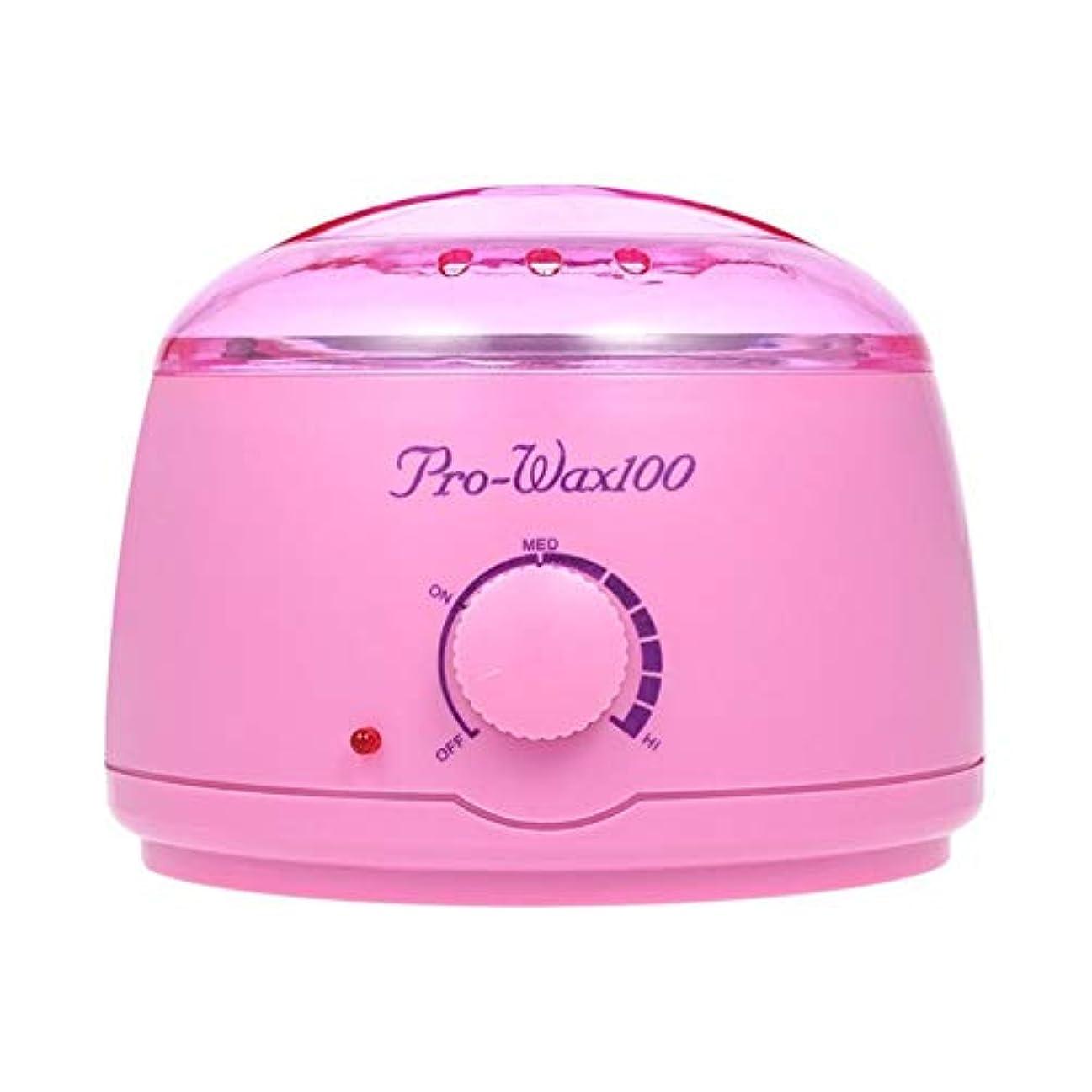 ロイヤリティ不適当オークランド脱毛、インテリジェントな温度制御のためのワックスヒータープロワックス100,ピンク