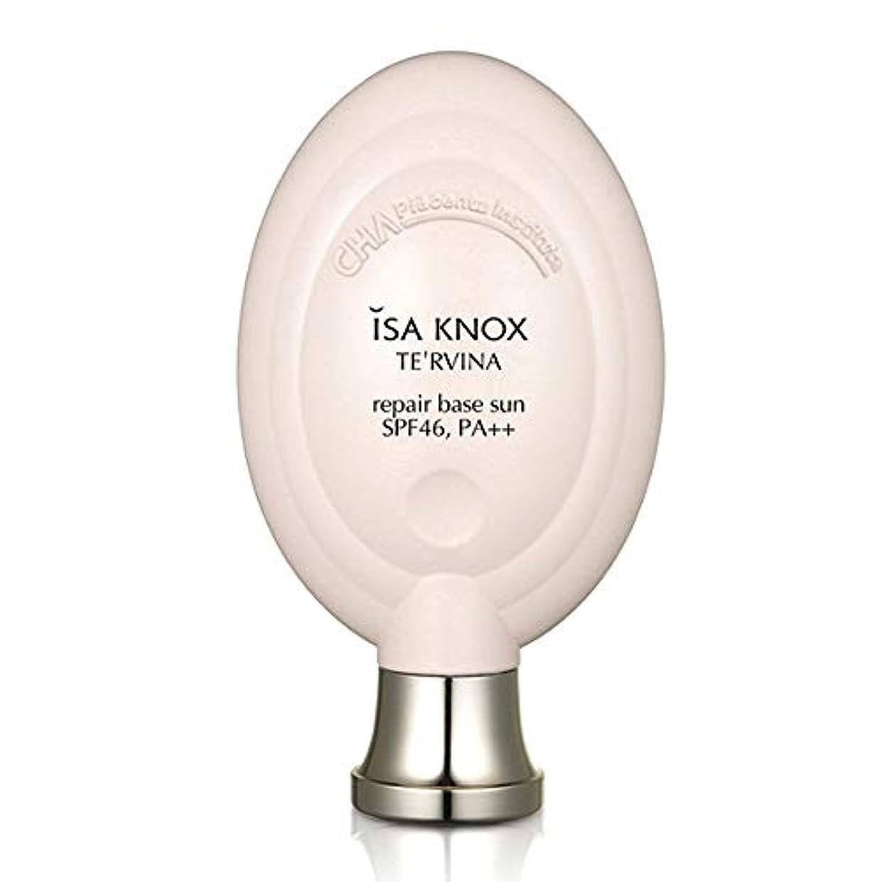 グラフィック北西大胆イザノックス(ISA KNOX) テルビナ リペアベースサン(日焼け止めクリーム)