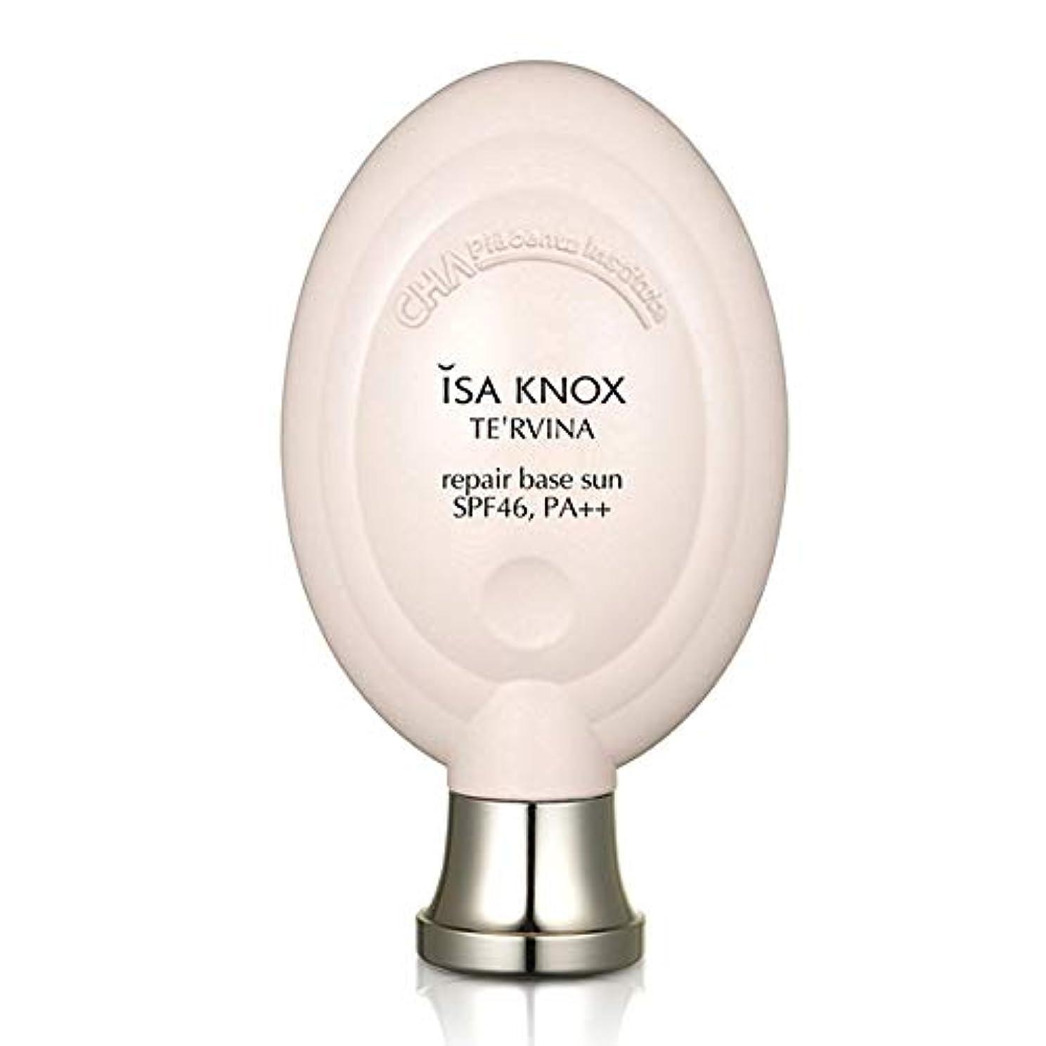 検出器ティッシュ消化器イザノックス(ISA KNOX) テルビナ リペアベースサン(日焼け止めクリーム)